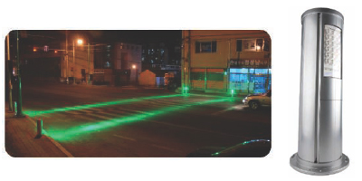 Crosswalk LED Lighting System - SEO