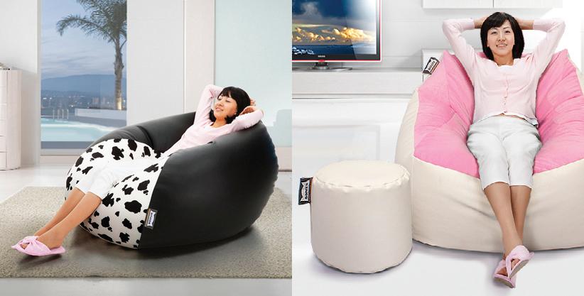 Bean Bag Chairs Korean Products