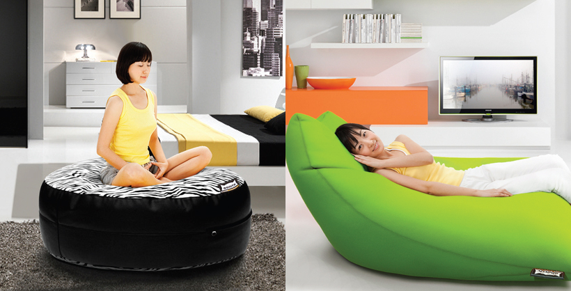 Bean Bag Chairs Korean Products