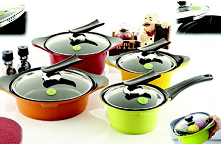 Aluminum Die Cast Cookware – Korean-Products.com