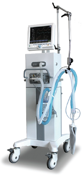 Medical Ventilator, Transportable Ventilator, Patient Monitor