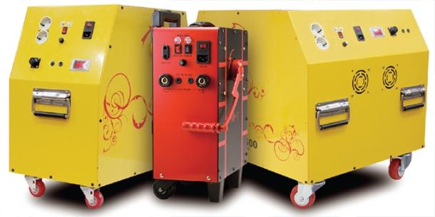 Non-motorized Rechargeable Generators