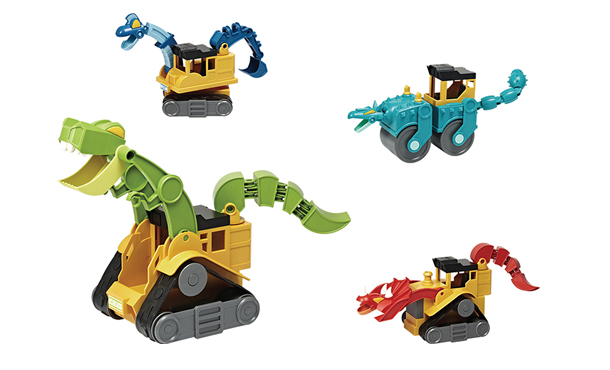Dino-Truck