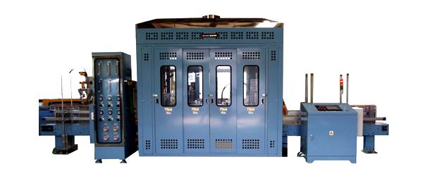 Aluminum-brazing-machine