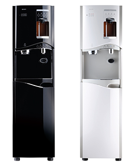 Ice making water purifier korean products com