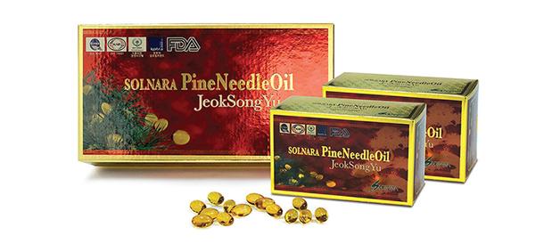 "Pine-Needle-Oil-""JeokSongYu"""