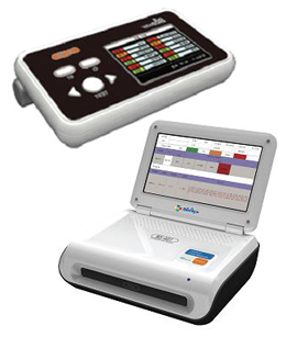 Self-diagnostic,-Free-Radicals-&-Urine-Analyzer
