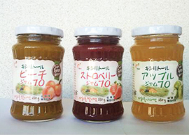 Sugar-free-Xylitol-Fruit-Jam