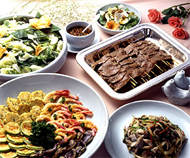 Hansik-buffets