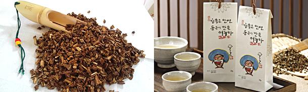 Balsam-pear-tea