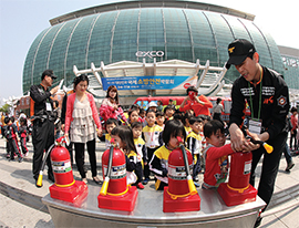 International-Fire-&-Safety-Expo-Korea-2015