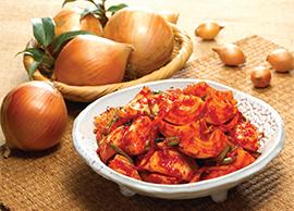 Onion-Kimchi