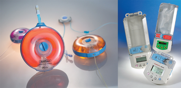 Analgesia controlled pain patient pump