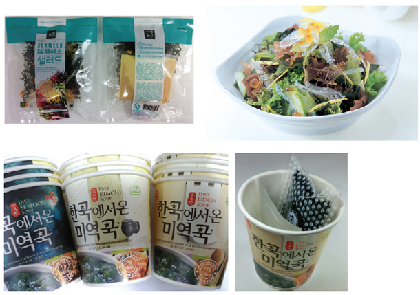 Gijang-Seaweed-Products