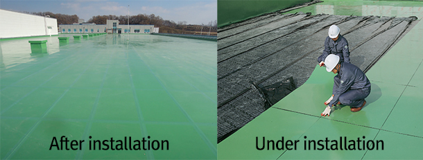 Waterproofing-System